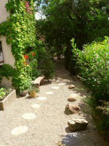 wabi-sabi zahrada