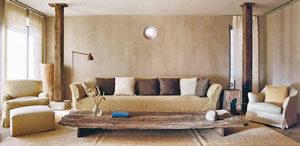 wabi-sabi penthouse Roberta de Niro