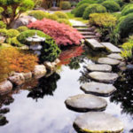 Aspects of Japanese gardens